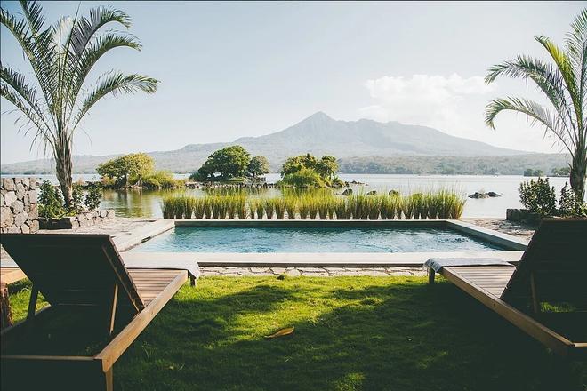 伊瑟勒塔埃斯皮諾生態小屋旅館 - 格拉納達 - 游泳池