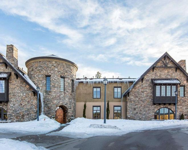 Bluegreen Vacations Big Bear Village, Ascend Resort Collection - Big Bear Lake - Rakennus