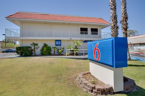 Motel 6 Phoenix Tempe - Broadway - Asu - Tempe - Building