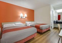 Motel 6 Phoenix Tempe - Broadway - Asu - Tempe - Bedroom