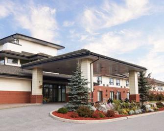 Quality Inn - North Bay - Building