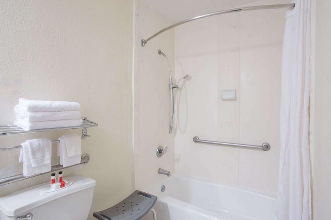Days Inn by Wyndham Ormond Beach - Ormond Beach - Bathroom