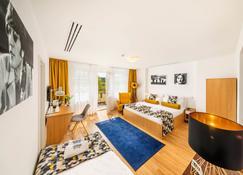Boutique hotel Villa Beatika - Český Krumlov - Bedroom