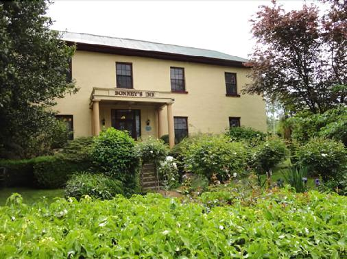 Bonney's Inn - Deloraine - Building