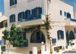 Windmill Naxos - Naxos - Building