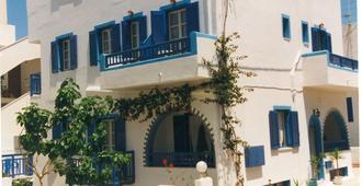 Windmill Naxos - นักซอส - อาคาร