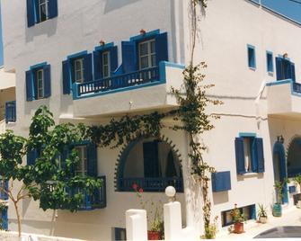 Windmill Naxos - Naxos - Edificio