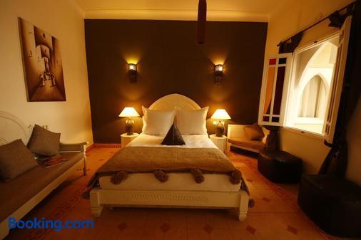 阿溫娜提庭院酒店 - 馬拉喀什 - 馬拉喀什 - 臥室