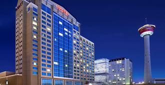 Hyatt Regency Calgary - Calgary - Edificio