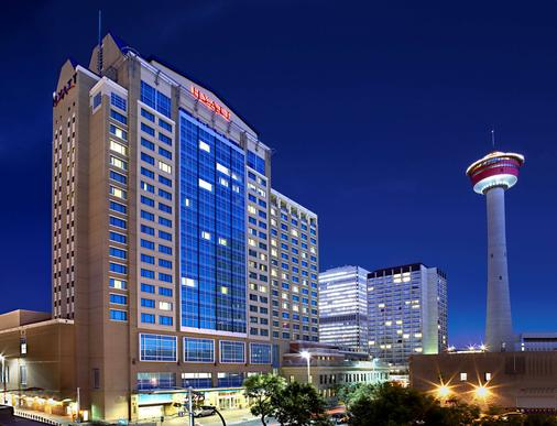Hyatt Regency Calgary - Calgary - Building
