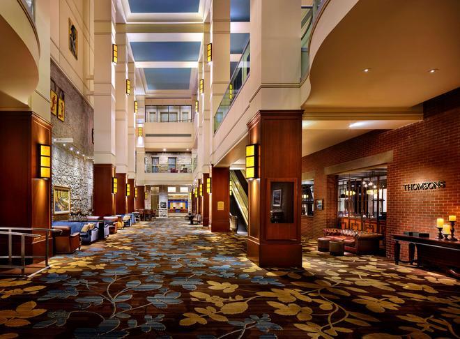 Hyatt Regency Calgary - Calgary - Lobby