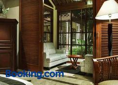 Villa Stefan - Anyar - Living room
