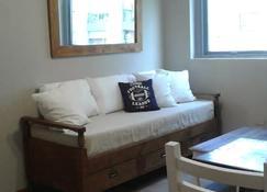 Great 1br Apartment Downtown Mendoza - Mendoza - Wohnzimmer