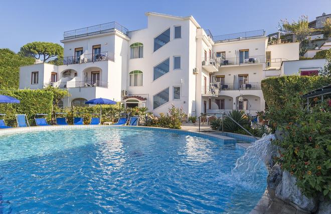 Hotel Costa Citara - Forio - Pool