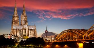 art'otel Cologne by Park Plaza - קלן - נוף חיצוני