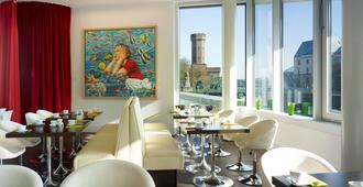 art'otel Cologne by Park Plaza - Cologne - Restaurant