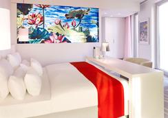 art'otel Cologne by Park Plaza - Cologne - Bedroom