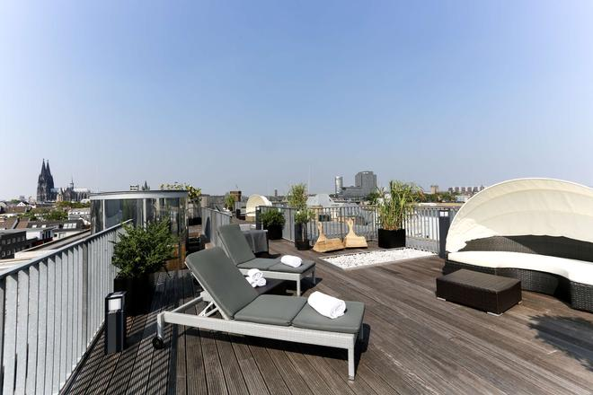 art'otel Cologne by Park Plaza - Cologne - Balcony
