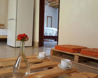 Nxabii Cottages - Kasane - Bedroom