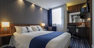 里爾中央智選假日酒店 - 里耳 - 里爾 - 臥室