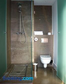 Khü Hotel - Granada - Bathroom