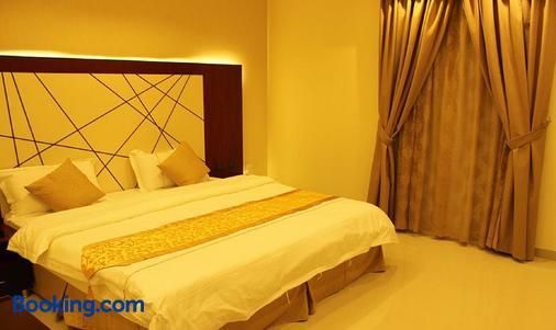 Abat Suites - Thủ Đô Riyadh - Phòng ngủ