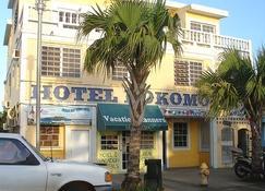 Hotel Kokomo - Culebra - Edificio