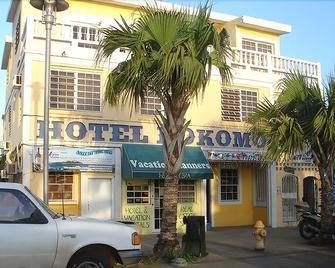 Hotel Kokomo - Culebra - Gebäude