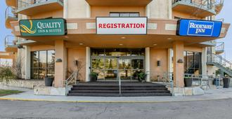 Quality Inn & Suites - Idaho Falls - Edificio
