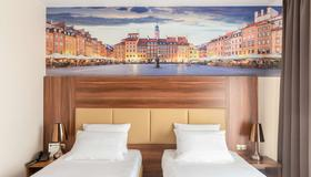Best Western Hotel Poleczki - Varsavia - Camera da letto