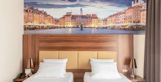 Best Western Hotel Poleczki - ורשה - חדר שינה