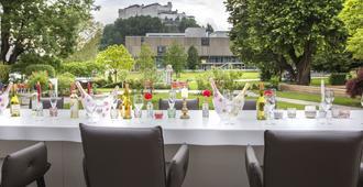 Jufa Hotel Salzburg - Salzburg - Sảnh yến tiệc