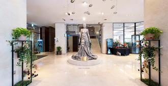 Stanford Hotel Seoul - Seúl - Lobby