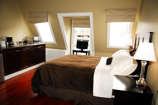 The Duckworth Boutique Hotel - St. John's - Bedroom