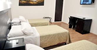 Luxor Hotel - Salta - Phòng ngủ