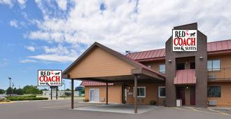 Red Coach Inn and Suites Grand Island NE - 格蘭德艾蘭 - 建築
