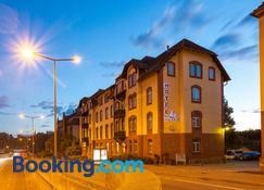 Hotel Aviv Dresden - Dresde - Edificio