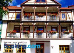 Pension Kurhausblick - Bad Suderode - Gebäude