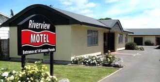 Riverview Motel - Whanganui - Building