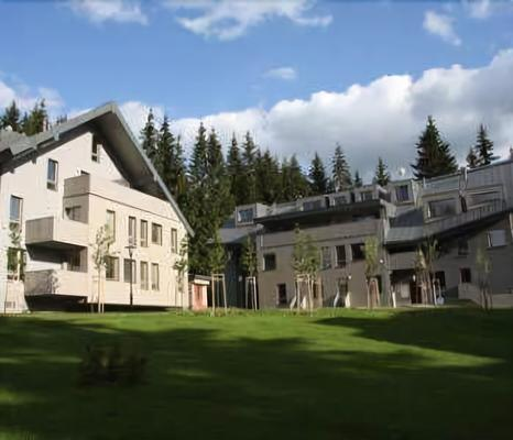 Resident Resort Harrachov - Wellness & Grotta Spa - Harrachov - Rakennus