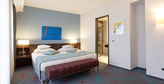 Lifedesign Hotel - Belgrado - Camera da letto