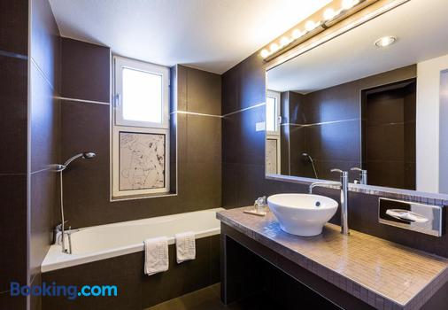 Hôtel Radio - Clermont-Ferrand - Bathroom