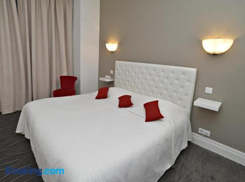 Hôtel Radio - Clermont-Ferrand - Bedroom