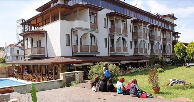 Günay Hotel - Şile - Building