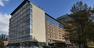 Scandic Helsfyr - Oslo - Building