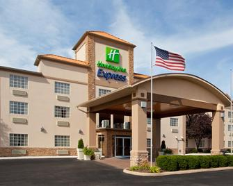 Holiday Inn Express Murrysville-Delmont - Delmont - Building