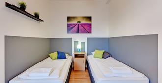 Nice Rooms - גדנסק - חדר שינה