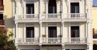 Hotel Monterrey - Cartagena - Gebouw
