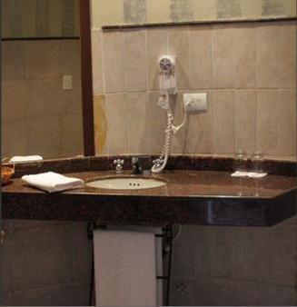 蒙特雷酒店 - 喀他基那 - 卡塔赫納 - 浴室