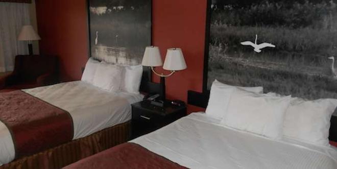 Guesthouse Inn St. Joseph - St Joseph - Makuuhuone